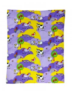 Comet Busters Newborn Purple Bedding Mattress (0-6 months)