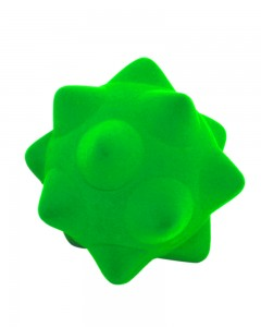 Rubbabu - Green Torpedo Ball (Large)