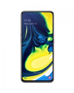 Samsung Galaxy A80 | Phantom Black | 8GB RAM |128GB |  Renewed