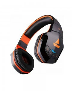 Boat Rockerz 518 Wireless Bluetooth Headphones | Orange