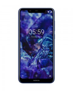 Nokia 5.1 Plus | 3GB | 32GB | Blue