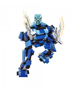 Sluban Lego Poseidon, Multi Colour