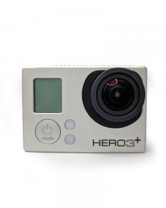GoPro Hero 3+ | Silver Edition | With Accessories | Refurbished