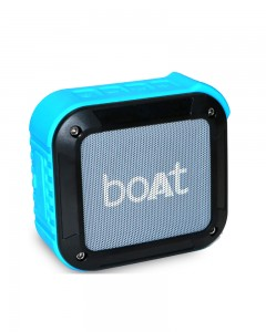 Boat Stone 200 Portable Bluetooth Speakers | Blue