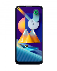 Samsung Galaxy M11 (Black, 3GB RAM, 32GB Storage)