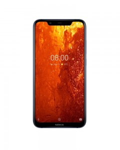 Nokia 8.1 | Blue | 4GB | 64GB | Renewed