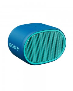 Sony SRS-XB01 Extra Bass Portable Wireless Speaker (Blue)