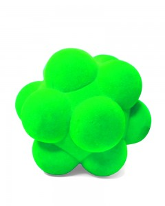 Rubbabu - Green Bubble Ball (Medium)