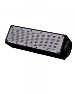 Boat Stone 600 Water-Proof and Shock-Proof Wireless Speakers | Silver