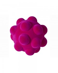Rubbabu - Magenta Bumpy Ball (Large)