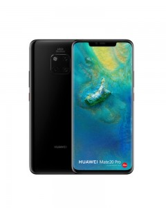 Huawei Mate 20 Pro | Black | 6GB RAM | 128GB | Refurbished