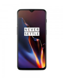 OnePlus 6T | Mirror Black, 6GB RAM, 128GB Storage | Renewed