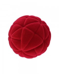 Rubbabu - Red Fashion 2 Ball (Large)