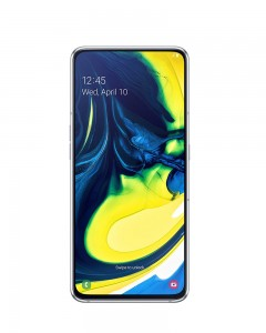 Samsung Galaxy A80 | Ghost White| 8GB RAM |128GB