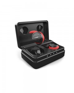 Boat Airdopes 491 True Wireless Bluetooth Headset  (Raging Red, True Wireless)