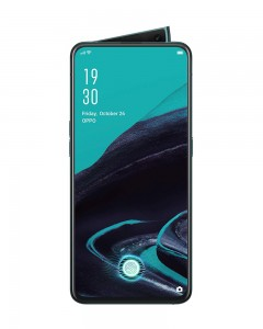 OPPO Reno2 (Ocean Blue, 8GB RAM, 256GB, Renewed)