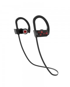 Boat Rockerz 261 Sports Wireless Earphones (Raging Red)