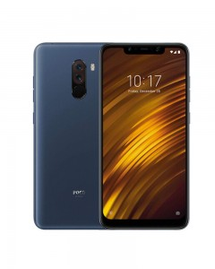 POCO F1 by Xiaomi | 6GB | 64GB | Steel Blue | Refurbished