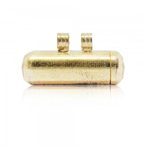 Comet Busters Gold Plated Openable Locket, Evil Protection Tabiz for Men, Women and Kids (TAB30)