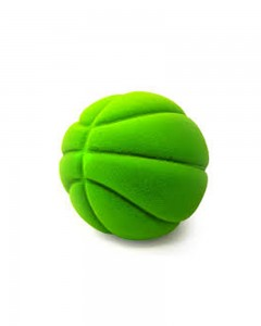 Rubbabu - Green Basket Ball (Large)