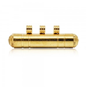Comet Busters Gold Plated Openable Locket, Evil Protection Tabiz for Men, Women and Kids (TAB53)