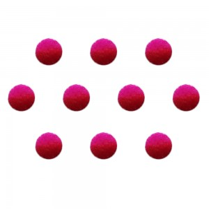 Comet Busters Pink Maroon Shaded Ombre Bindis (5mm) (BIN1262)
