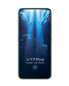 Vivo V17 Pro (Glacier Ice, 8GB RAM, 128GB Storage)