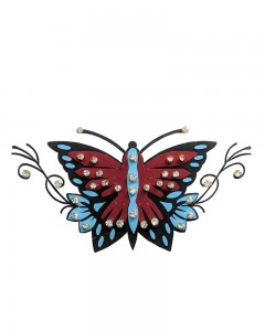 Comet Busters Butterfly Temporary Body Tattoo Skin Jewellery