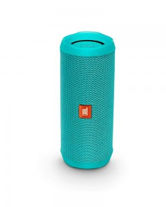 JBL Flip 4 Portable Wireless Speaker with Powerful Bass & Mic | Teal