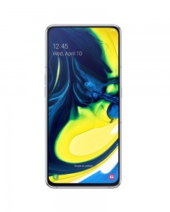 Samsung Galaxy A80 | Ghost White| 8GB RAM |128GB | Renewed