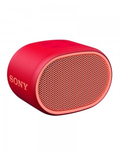 Sony SRS-XB01 Extra Bass Portable Wireless Speaker (Red)