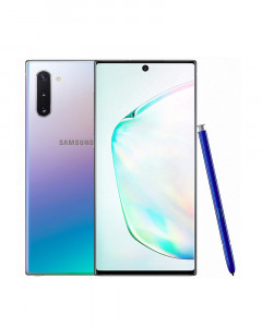 Samsung Galaxy Note 10 | Aura Glow | 8GB RAM | 256GB | Renewed