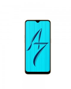 Oppo A7 | 4GB | 64GB | Glaring Gold