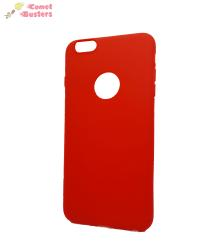 Apple iPhone 6s Plus Back Cover Case |Red |