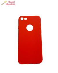 Apple iPhone 7 Back Cover Case | Red