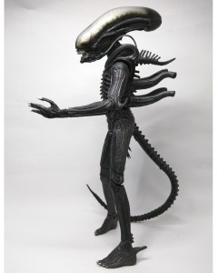 Alien Xenomorph Lurker Action Figure