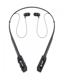 Zoook Jazz Claws Bluetooth Neckband with mic with 20 Hrs. Backup Heavy Bass