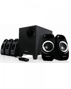 Creative Inspire T-6300 5.1 Multimedia Speaker System (Black)
