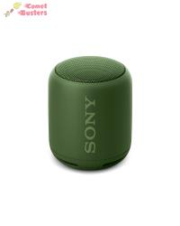 Sony SRS XB10 Bluetooth Speaker | Green