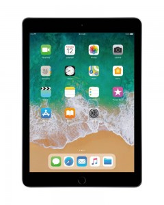 Apple iPad | 6th Gen | 9.7 inch | 128GB | Space Grey