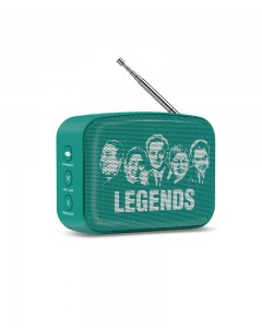Saregama Carvaan | Mini | 2.0 Bluetooth Speaker | Green