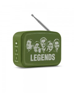 Saregama Carvaan | Mini | 2.0 Bluetooth Speaker | Sapphire Green