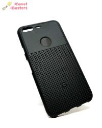Google Pixel Soft Back Cover Case Black