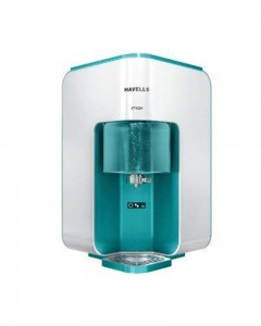 Havells Max 8-litres RO UV Water Purifier (Sea Green)