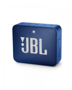 JBL Go 2 Portable Bluetooth Waterproof Speaker | Deep Sea Blue
