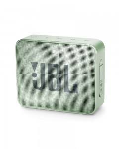 JBL Go 2 Portable Bluetooth Waterproof Speaker | Mint
