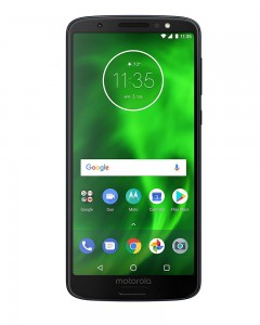 Moto G6 Play (Indigo Black, 32GB)