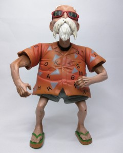 Dragon Ball Z Master Roshi PVC Action Figure