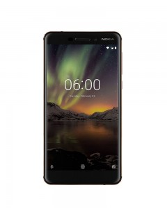 Nokia 6.1 | 3GB | 32GB | Black Copper