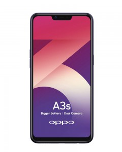 OPPO A3s | 2GB RAM | 16 GB | Purple